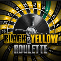 Ruleta black & yellow