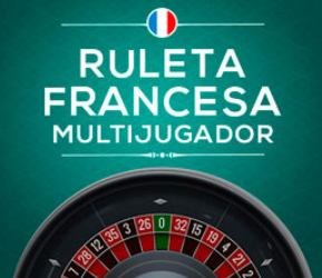 Ruleta francesa Multijugador