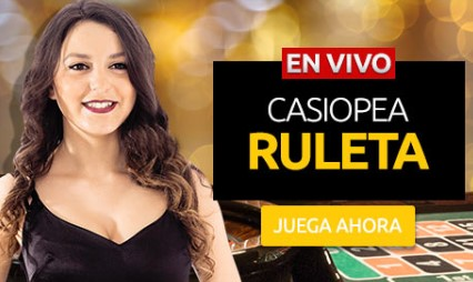 ruleta casiopea merkurmagic